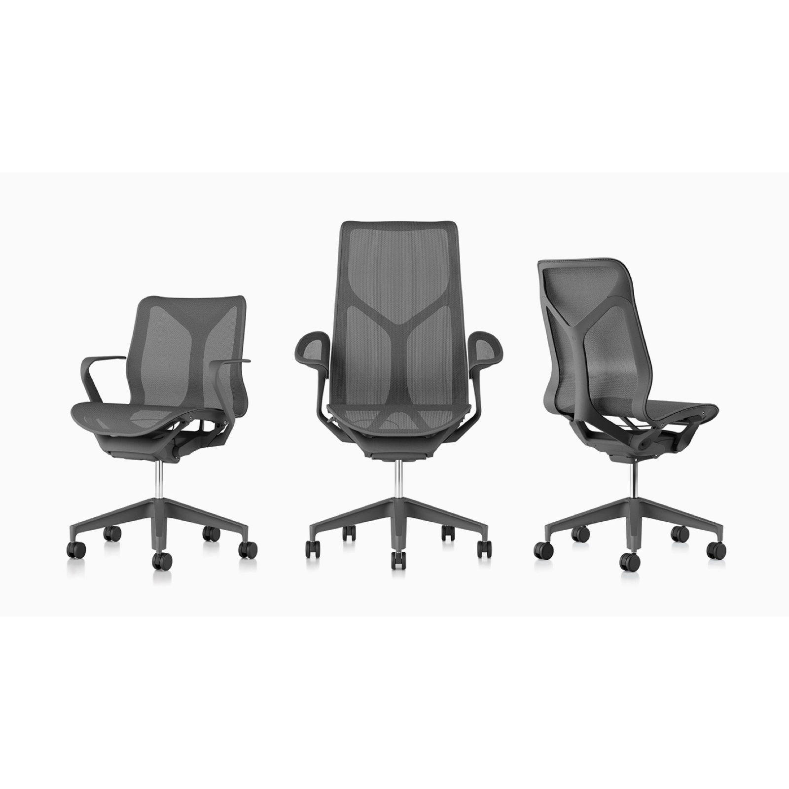 Cosm chairs carbon