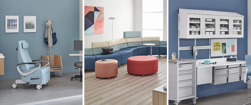 Herman Miller Healthcare Furniture