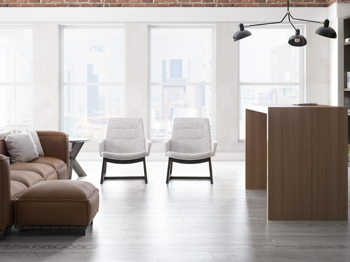 Lowenstein Hinchada sofa from Neocon