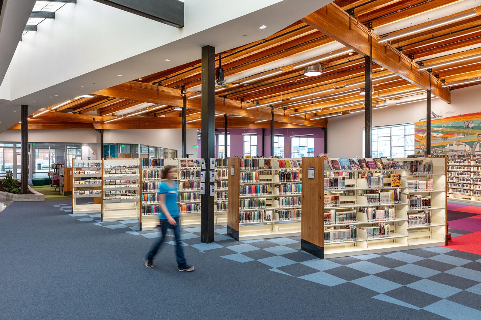Kearns Library 7