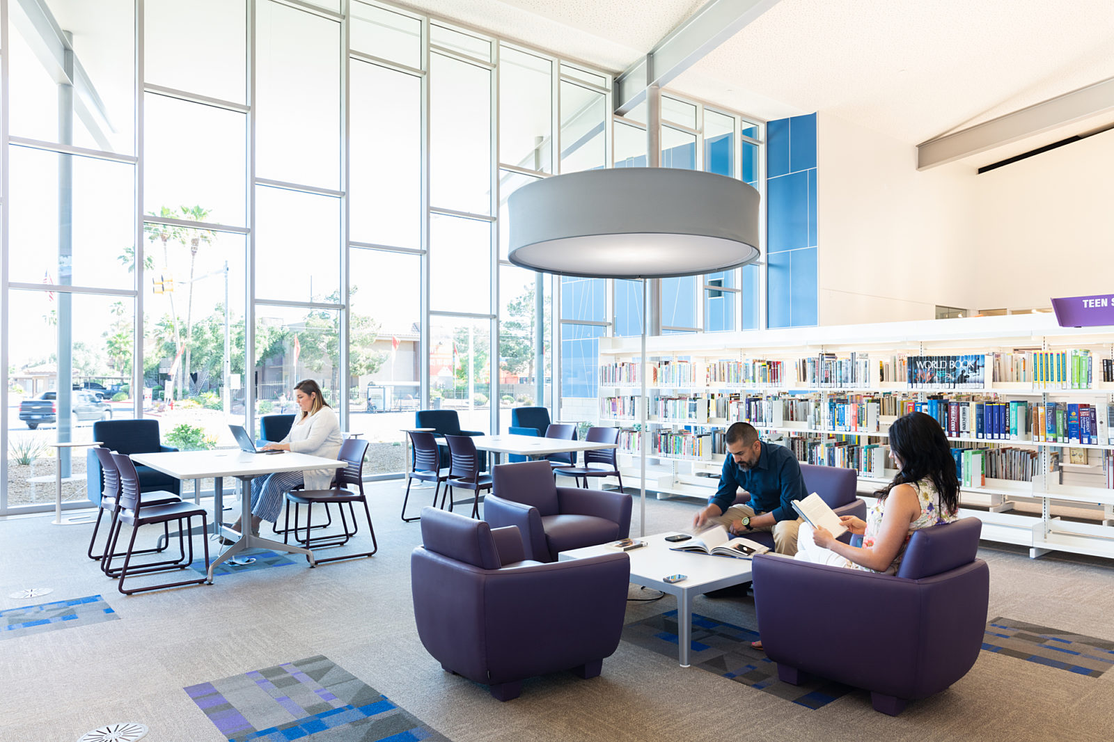 LV East Library 8