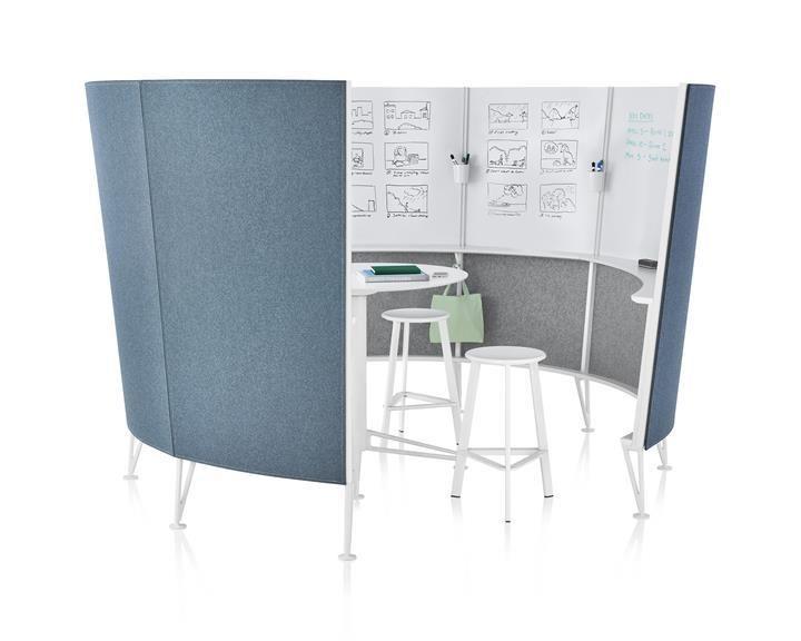 Modern modular furniture from Herman Miller