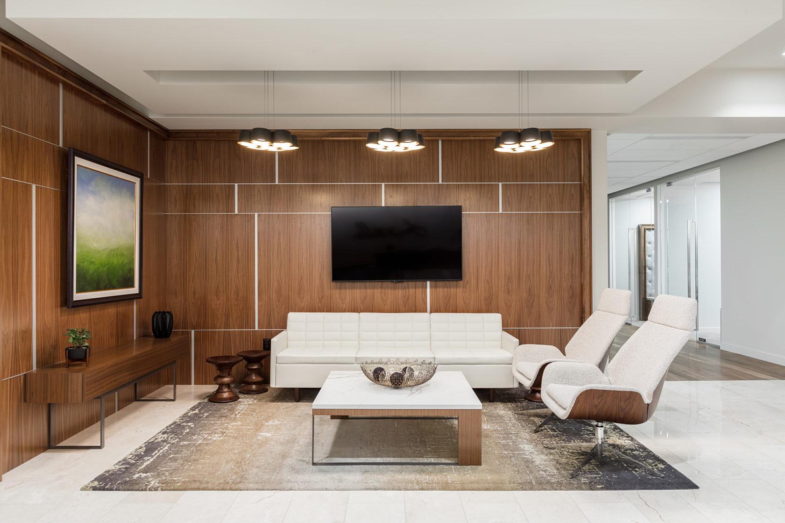 Larry H Miller Office Lounge 18