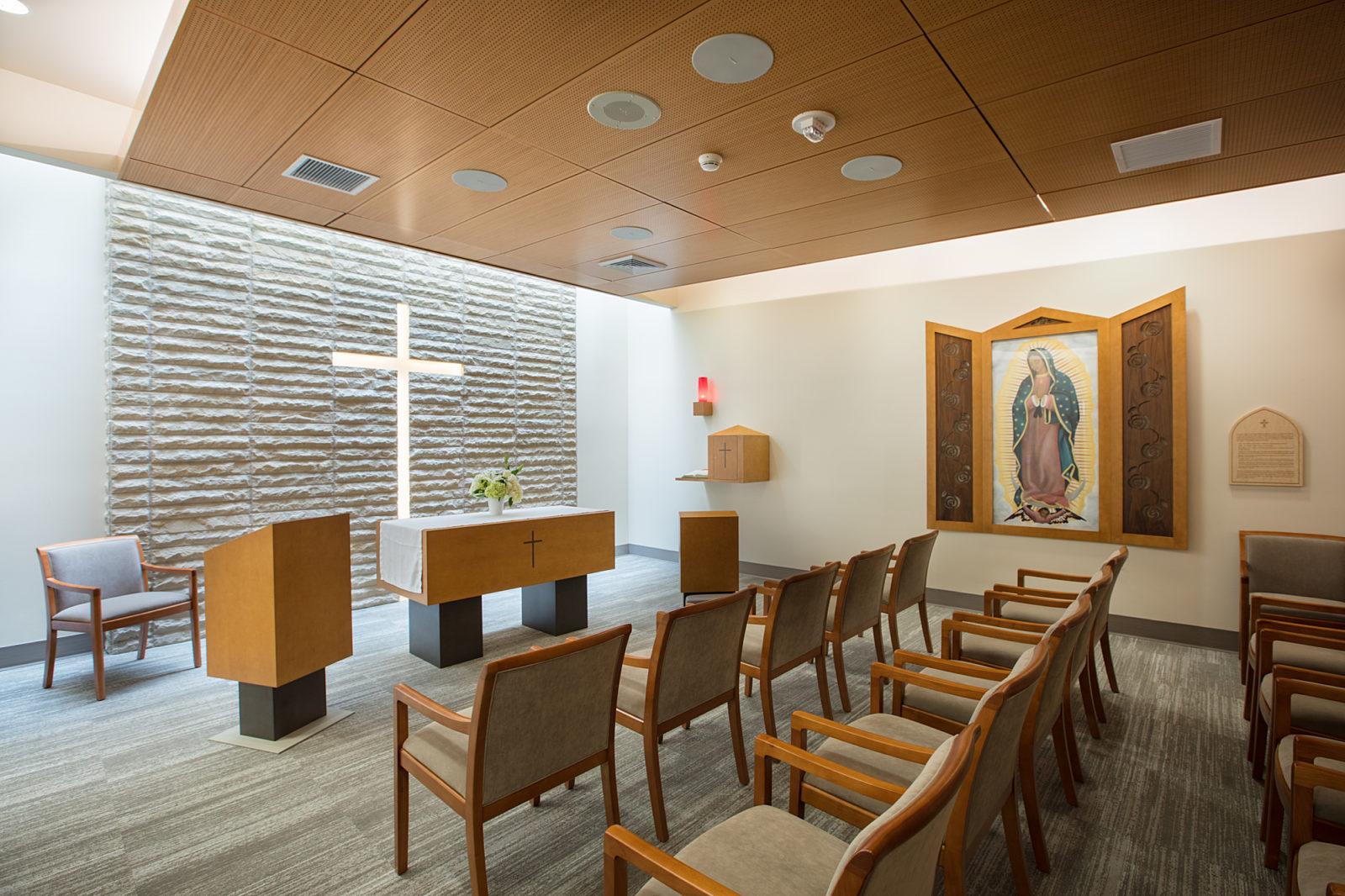 Saint Al Hospital Chapel