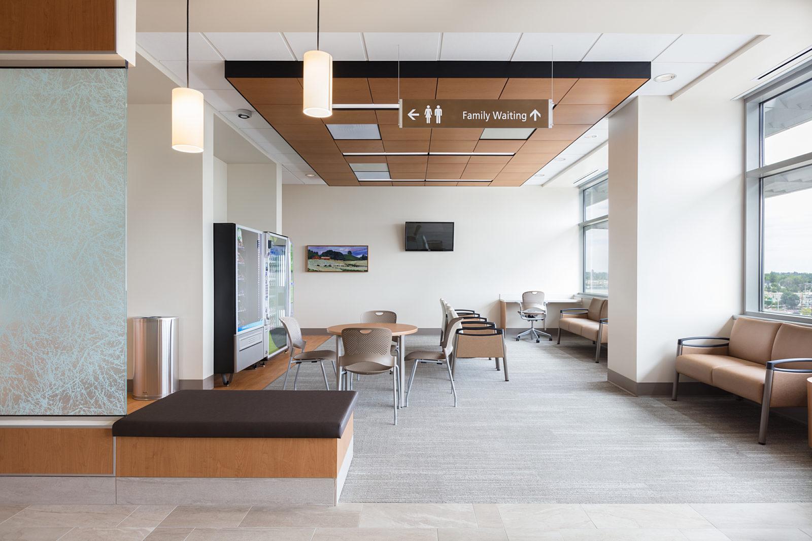 Saint Al Hospital Lounge