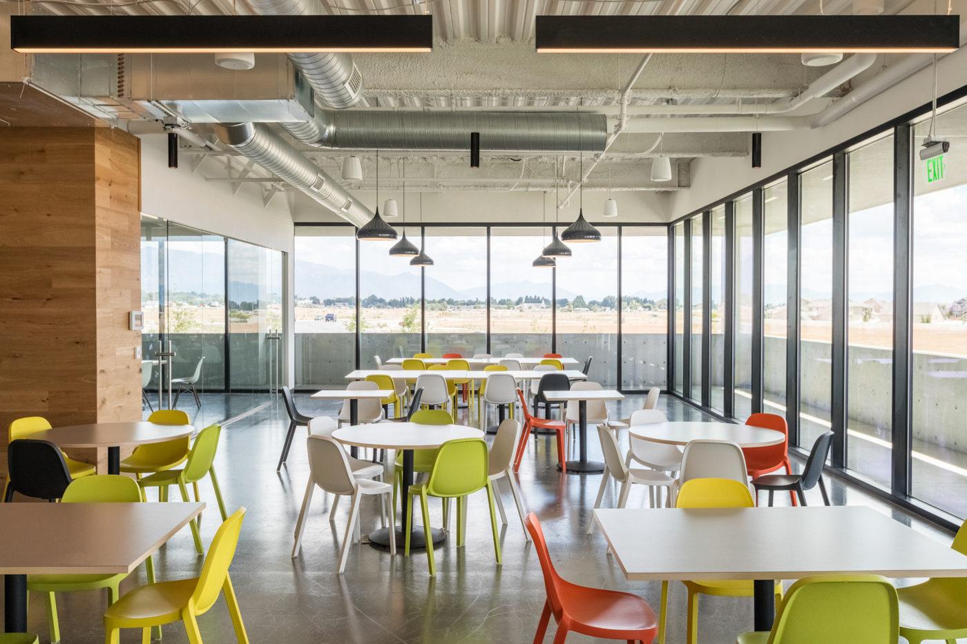 Vivint Solar Lehi Utah Commercial Furniture 9